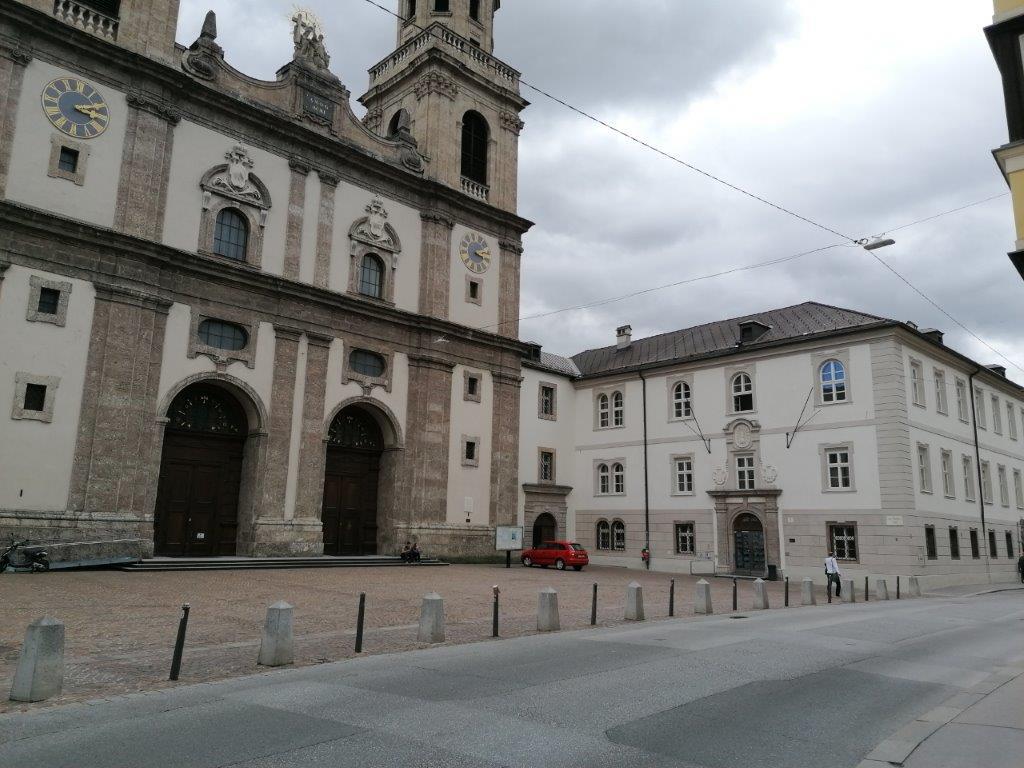 Veranstaltungsreihe des Instituts für Praktische Theologie der Universität Innsbruck