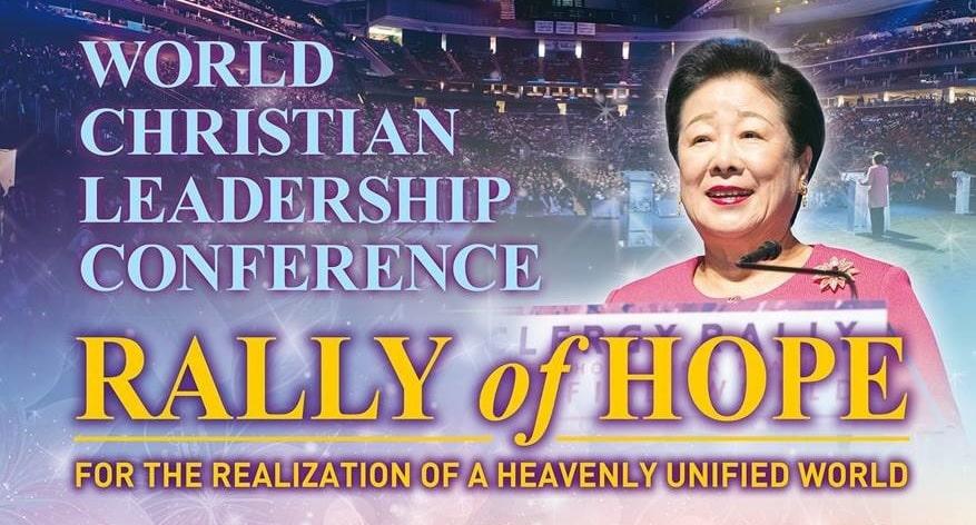Rally of Hope ruft Christliche Gläubige zu Versöhnung und Zusammenarbeit auf